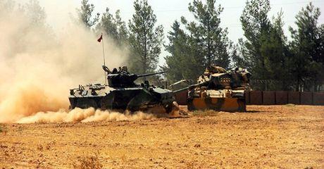Quan doi Tho Nhi Ky chiu ton that dau tien o Syria - Anh 1