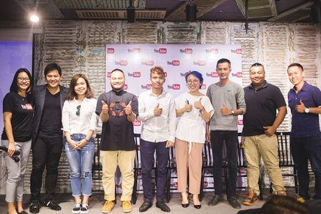 Cong dong Nguoi sang tao YouTube phien ban tieng Viet ra mat - Anh 1
