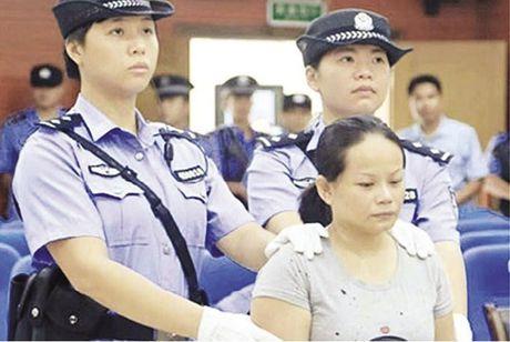 Mot toa an o Trung Quoc tuyen tu hinh bi cao buon ban tre em Viet Nam - Anh 1