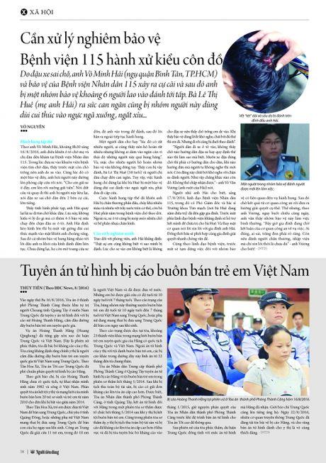 Mot toa an o Trung Quoc tuyen tu hinh bi cao buon ban tre em Viet Nam - Anh 2