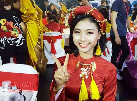 Khong khi noi 'hau phuong' cua nguoi dep Dao Thi Ha - Anh 4