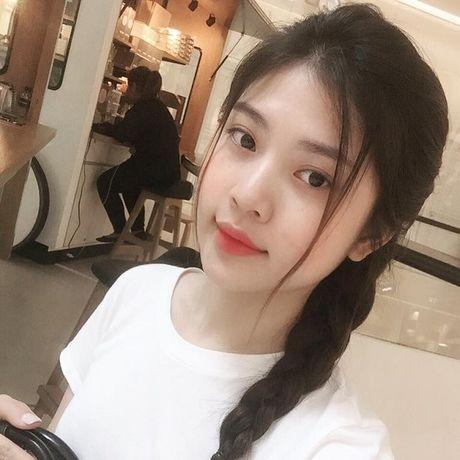 Chung Huyen Thanh xinh khac la khi trang diem tu nhien - Anh 5