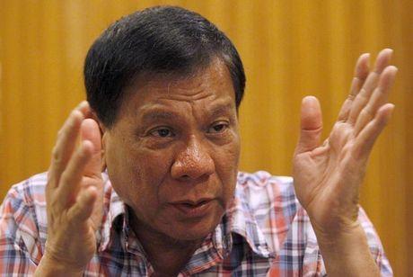 Ong Duterte: Dam phan song phuong voi Trung Quoc dua tren phan quyet Bien Dong - Anh 1