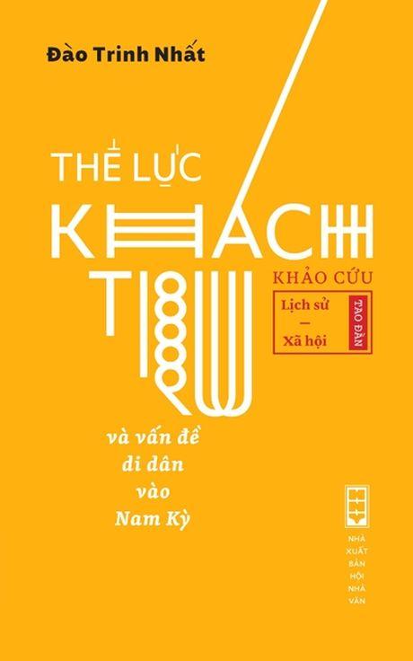 The luc khach tru va van de di dan vao Nam Ky - Anh 1
