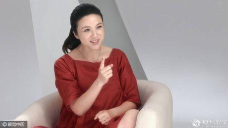 Thang Duy thong bao sinh con gai dau long o tuoi 37 - Anh 1