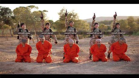 IS tung video binh si nhi hanh quyet tu nhan nguoi Kurd - Anh 1