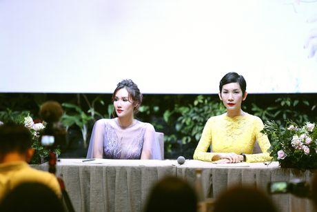 Xuan Lan du tiec chuc mung HH Quy ba chau A Kim Nguyen - Anh 2