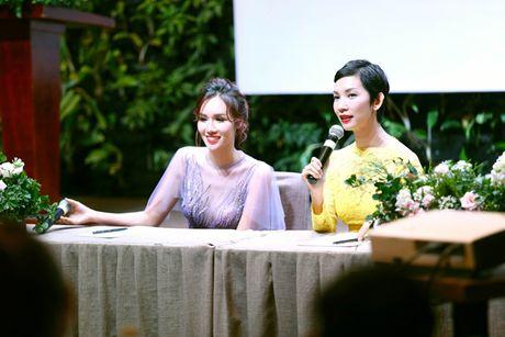 Xuan Lan du tiec chuc mung HH Quy ba chau A Kim Nguyen - Anh 6