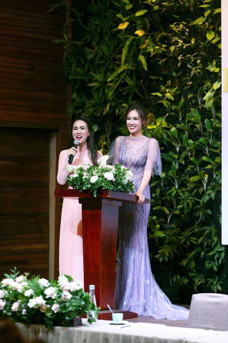 Xuan Lan du tiec chuc mung HH Quy ba chau A Kim Nguyen - Anh 8