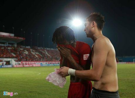 Can Tho vs Hai Phong: Nghi van Hai Phong duoc giup vo dich - Anh 7