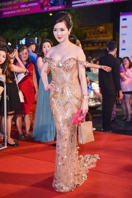 My nhan Viet long lay tren tham do Hoa hau Viet Nam - Anh 6