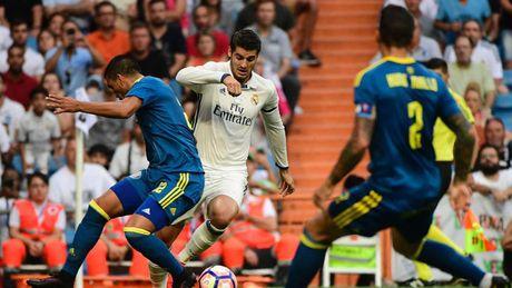 Real Madrid 0-0 Celta Vigo (H2): Tim kiem 3 diem - Anh 1