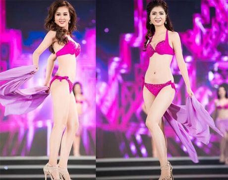 Man bikini nong bong chung ket Hoa hau Viet Nam 2016 - Anh 1