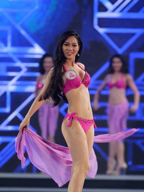 Man bikini nong bong chung ket Hoa hau Viet Nam 2016 - Anh 4