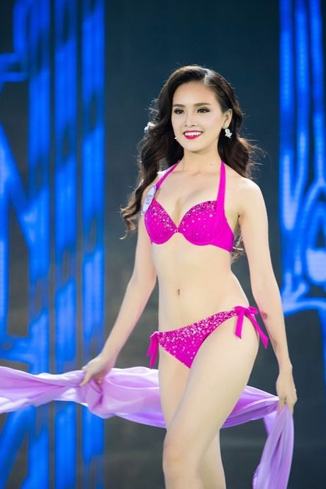 Man bikini nong bong chung ket Hoa hau Viet Nam 2016 - Anh 7