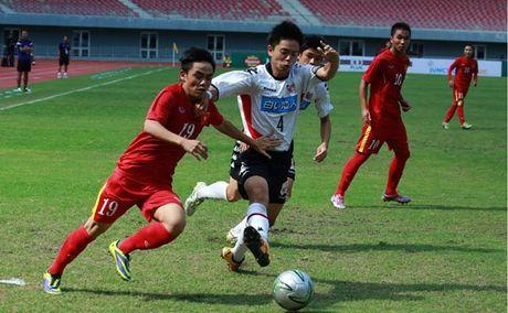 U19 Viet Nam vo dich giai Tu hung sau loat sut luan luu - Anh 1