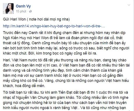 Hari Won va nhung thi phi tu khi yeu Tran Thanh - Anh 5
