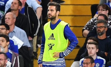 Fabregas chac chan se roi Chelsea - Anh 1