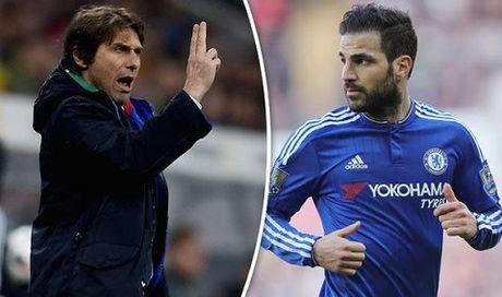 Fabregas chac chan se roi Chelsea - Anh 2