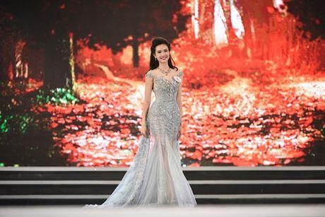 TUONG THUAT chung ket Hoa hau Viet Nam 2016: Do My Linh dang quang - Anh 11