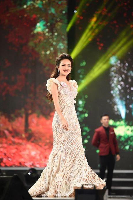 TUONG THUAT chung ket Hoa hau Viet Nam 2016: Do My Linh dang quang - Anh 8