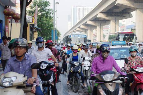 Nhung nut that co chai gay un tac tren tuyen Nguyen Trai – Tran Phu - Anh 1