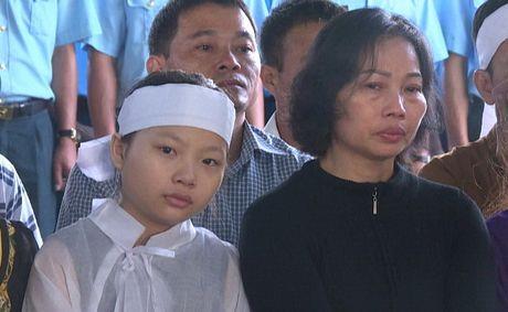 Hinh anh: Xuc dong tien dua Thieu uy phi cong hy sinh khi huan luyen - Anh 12