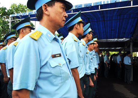 Hinh anh: Xuc dong tien dua Thieu uy phi cong hy sinh khi huan luyen - Anh 1