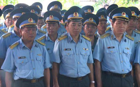Hinh anh: Xuc dong tien dua Thieu uy phi cong hy sinh khi huan luyen - Anh 5