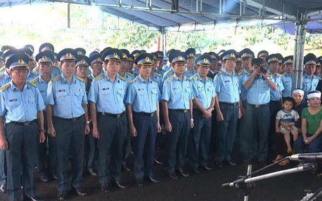 Hinh anh: Xuc dong tien dua Thieu uy phi cong hy sinh khi huan luyen - Anh 6