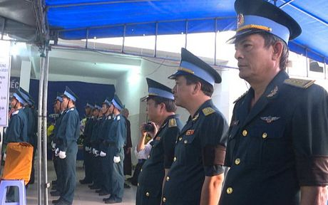 Hinh anh: Xuc dong tien dua Thieu uy phi cong hy sinh khi huan luyen - Anh 7