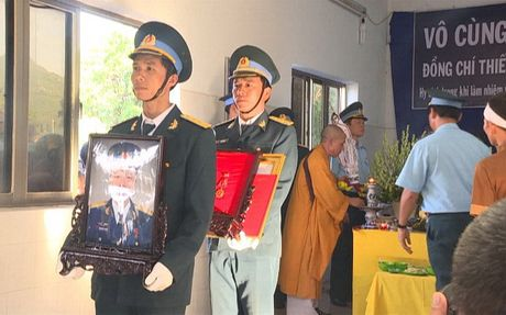 Hinh anh: Xuc dong tien dua Thieu uy phi cong hy sinh khi huan luyen - Anh 9
