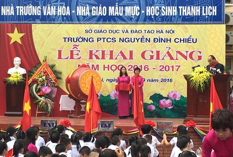 Thu tuong du le khai giang tai truong Nguyen Dinh Chieu - Anh 2