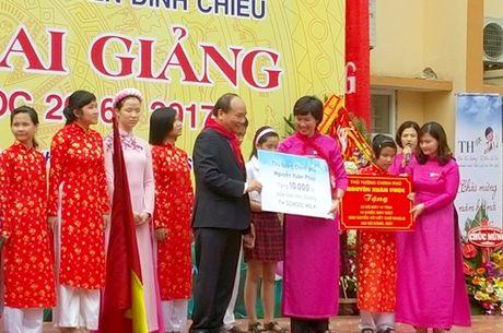 Thu tuong du le khai giang tai truong Nguyen Dinh Chieu - Anh 3