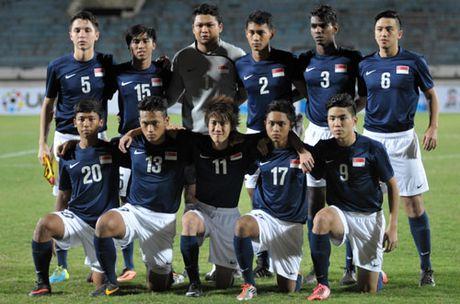 DIEM TIN TOI (10.9): Lo muc tieu cua DT futsal Viet Nam - Anh 2