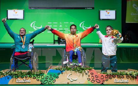 Le Van Cong: Hanh trinh vuot len so phan cua nguoi hung Paralympic - Anh 2