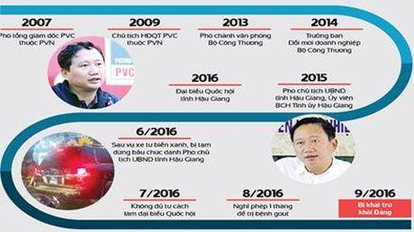Vi sao ong Trinh Xuan Thanh bi khai tru khoi Dang? - Anh 1