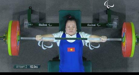 Paralympic Rio 2016: Dang Thi Linh Phuong gianh HCD - Anh 1