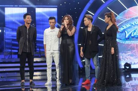 Quan quan Hoc vien Ngoi sao Thao Nhi da bi loai khoi Vietnam Idol - Anh 2