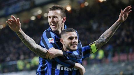01h45 ngay 03/10, AS Roma vs Inter Milan: Quyet chien cho top 3 - Anh 1