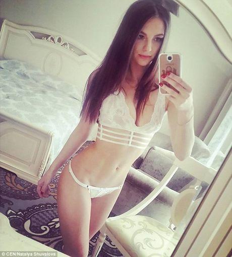 Natalia Shuvalova goi cam chet nguoi, trieu dan ong me - Anh 1