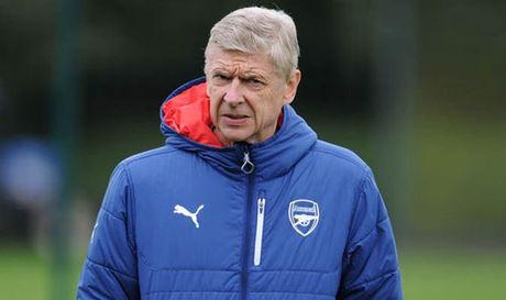 'Wenger dang bat chuoc Klopp' - Anh 1