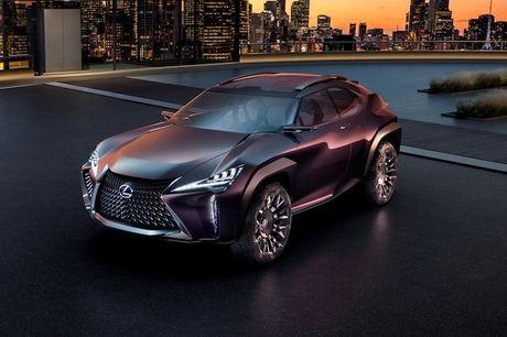 Lexus 'dap tra' BMW X2 voi crossover UX sieu hien dai - Anh 8
