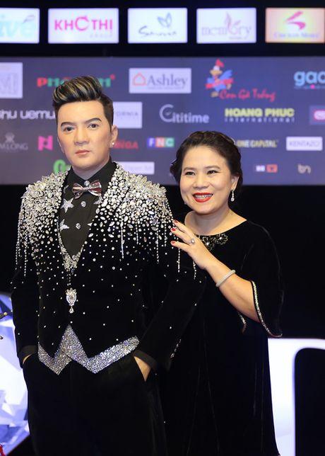 Nghe si Viet no nuc di xem liveshow cua Mr Dam - Anh 10