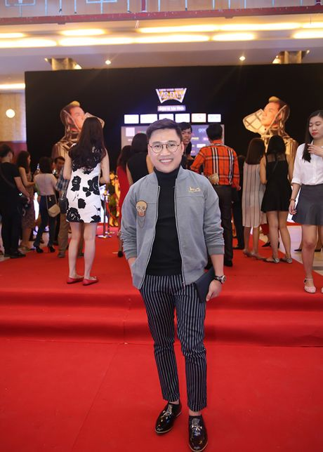 Nghe si Viet no nuc di xem liveshow cua Mr Dam - Anh 4
