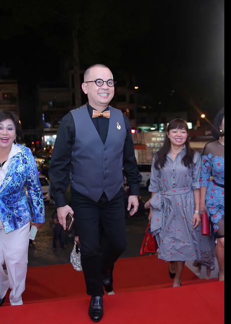 Nghe si Viet no nuc di xem liveshow cua Mr Dam - Anh 6