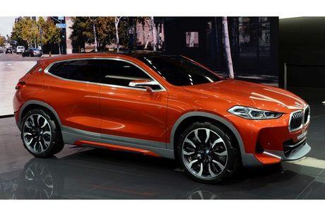 Crossover co nho BMW X2 'dau' Mercedes GLA co gi? - Anh 5