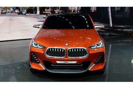 Crossover co nho BMW X2 'dau' Mercedes GLA co gi? - Anh 6
