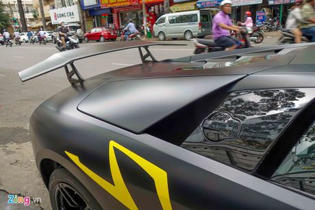 Lamborghini Mucielago 'kich doc' cua Minh nhua ve tay chu moi - Anh 7