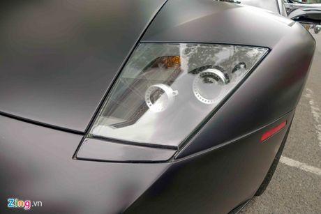 Lamborghini Mucielago 'kich doc' cua Minh nhua ve tay chu moi - Anh 8